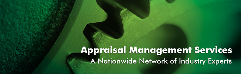 Appraisal Management Services is what we do!