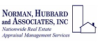 Appraisal management company, we are Norman Hubbard